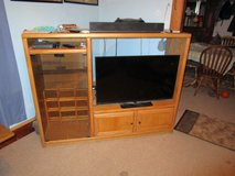 TV stand/Entertainment Center in Fort Riley, Kansas