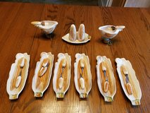 Complete Corn on the Cob Serving Set. (Price Reduced) in Beaufort, South Carolina