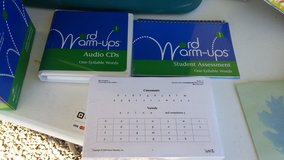 Word warmups 1 by Read Naturally, NEW in Alamogordo, New Mexico