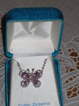 new butterfly necklace in Lockport, Illinois
