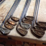 Ping copper black dot irons in Alamogordo, New Mexico