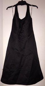 New 'David's Bridal' Black Dress Sz2 / NEWPORT in Cherry Point, North Carolina
