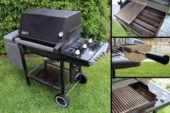 Weber Genesis Silver B Grill (converted to NG from LP) in Los Angeles, California