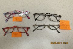 Reader Glasses -- +2.25 & +2.50 Magnification Plus Two More Pairs in Kingwood, Texas