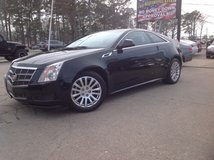 2011 Cadillac CTS Coupe!! Blacked out!! Mint!! in Elizabeth City, North Carolina