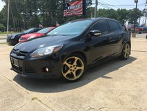 2012 Ford Focus Hatchback!!! Mint!! Loaded!! Blacked out!! in Elizabeth City, North Carolina