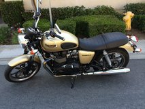 2012 Triumph Bonneville (Low Miles) in Riverside, California