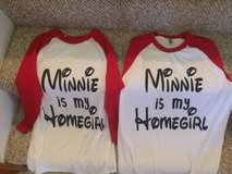 Minnie Mouse shirts NEW in Fairfield, California