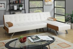 NEW SECTIONAL FUTON SOFA BED in Riverside, California