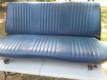 1961 - 1974 Ford Pickup Front Bench Seat With Frame in Beaufort, South Carolina