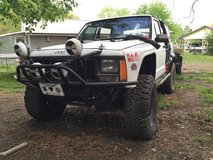 Jeep Cherokee in Fort Polk, Louisiana