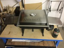 Cuisinart portable stainless steel gas grill in Ramstein, Germany