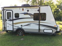 Brand new camper in Chicago, Illinois
