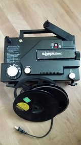 CHINON Whilper Dual 8mm movie projector in Beaufort, South Carolina