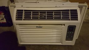 Haier brand window AC  with remote in Naperville, Illinois