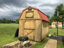 Storage Building with Metal Roof in Fort Campbell, Kentucky