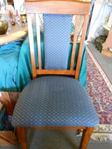 Navy Blue Chair in Cherry Point, North Carolina