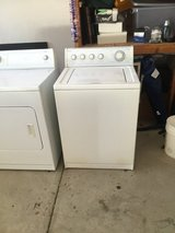 Free washer - spin cycle doesn't work in Camp Pendleton, California