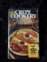 "Cookbook: ""Crepe Cookery"" by Mable Hoffman in Stuttgart, GE"