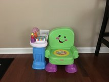 Toddler activity chair in Shorewood, Illinois