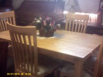 Solid Wood Table in San Ysidro, California