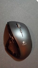 Logitech MX Revolution Wireless Mouse M/N: M-RBQ124 P/N: 810-000422 Mouse Only in Perry, Georgia