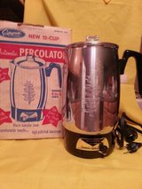 Vintage Percolator in Joliet, Illinois