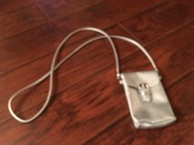Silver Crossbody Purse in The Woodlands, Texas