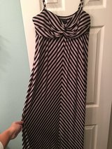 REDUCED! Striped Maxi - INC Brand - Size Large in The Woodlands, Texas