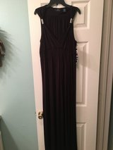 REDUCED -  NWT - Women's Black Maxi - Size XL in The Woodlands, Texas