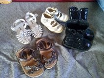 Girl shoes lot #5 in Ramstein, Germany