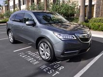 Buy or lease new 2016 Acura MDX right now in Los Angeles, California