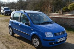 2004 FIAT PANDA DYNAMIC 5 DOOR HATCHBACK 1242cc PETROL in Lakenheath, UK