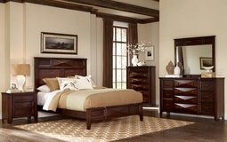 BRAND NEW King Bedroom Set in Camp Lejeune, North Carolina