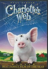 Charlotte's Web DVD $3 Reduced! in Cherry Point, North Carolina