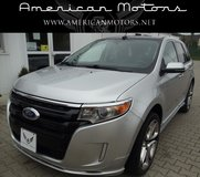 2013 Ford Edge Sport in Hohenfels, Germany