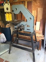 """Delta 16"""" motorized band saw, 1/2 HP in Houston, Texas"""