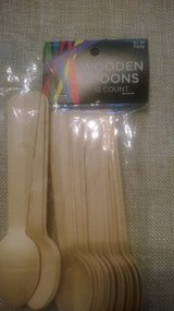15 Wooden spoons for crafting in Glendale Heights, Illinois