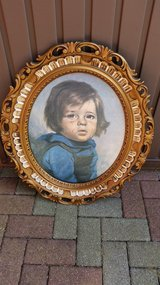 "nice picture ""young crying kid"" in Ramstein, Germany"