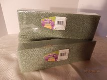 3 Pieces Green Styrofoam Block in Naperville, Illinois