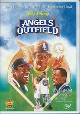 Angels in the Outfield DVD in Cherry Point, North Carolina