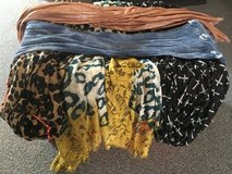 5 scarves in Ansbach, Germany