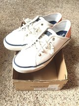 Sperry seacoast isle white/coral in Clarksville, Tennessee