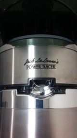 Jack Lalanne juicer MT 1000 in Camp Lejeune, North Carolina