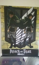 Attack On Titan Screen Poster in Virginia Beach, Virginia