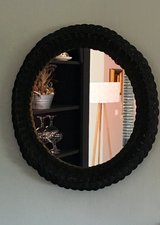 1960s mirror, made in Germany in Ansbach, Germany