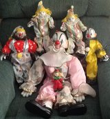 Clown Collection in Byron, Georgia