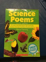 Science Poems flip chart in Houston, Texas