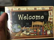 Classroom Welcome postcards in Houston, Texas