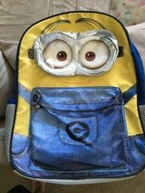 Minions backpack for back to school in Alamogordo, New Mexico